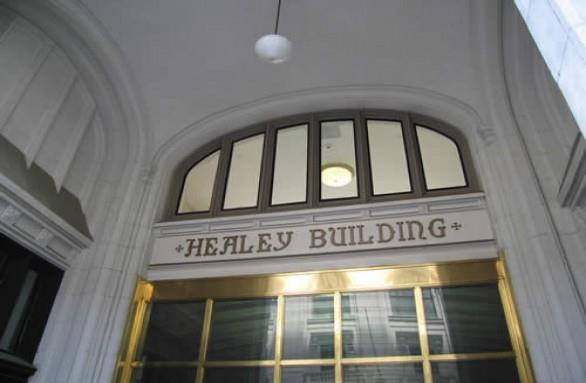 The Healey