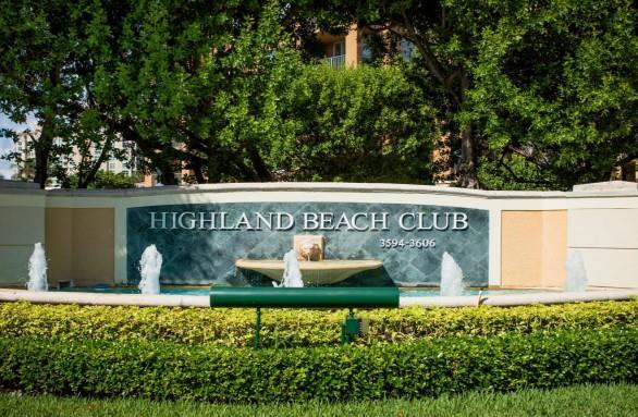 Highland Beach Club - South #17