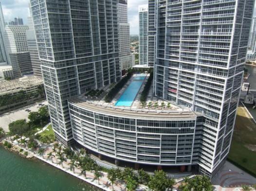 ICON Brickell - W Miami #7