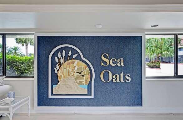 Sea Oats #15