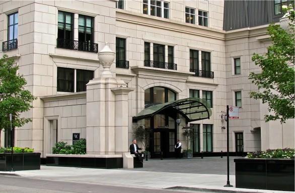 The Elysian Residences at Waldorf Astoria