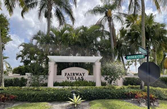 Fairway Villas PGA National #2