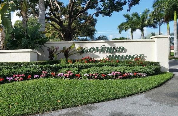 Covered Bridge Condos for Sale and Condos for Rent in Lake Worth