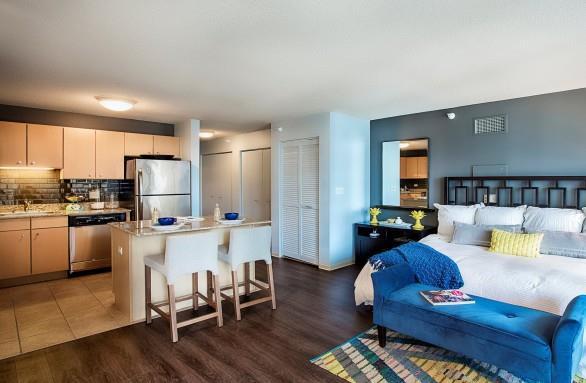 Aqua Condominiums #6