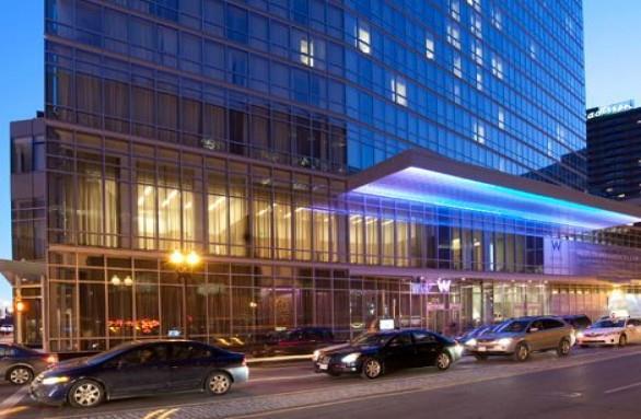 W Boston Residences #1