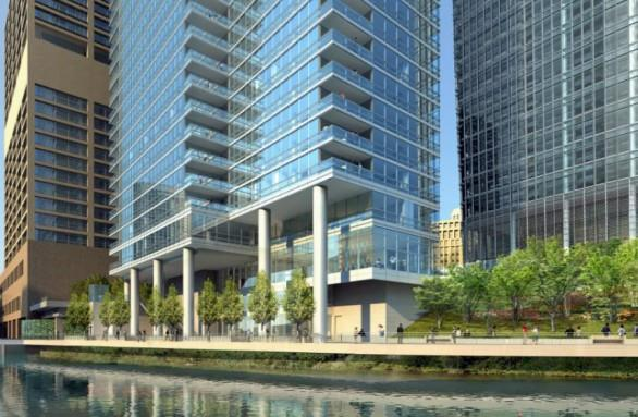 Wolf Point West Tower Apartments Condos For Sale And Condos For Rent